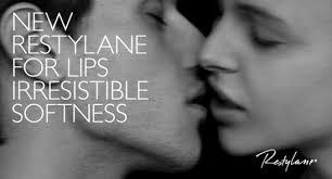 Restylane Silk kiss model