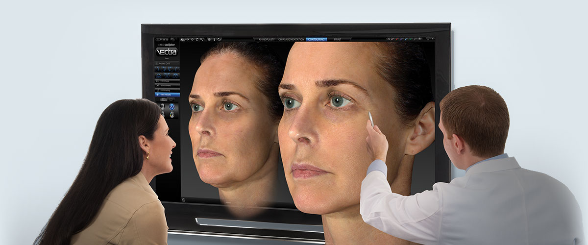 Latest technology for no surgery facial